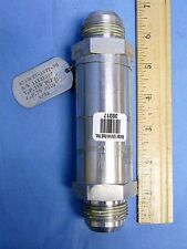 """Circle Seal K5120T1-16TT-75 Stainless Steel Inline Relief Valve 1"""" AN-16"""