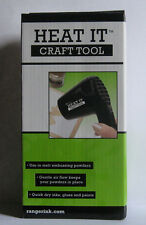 Ranger HEAT IT Craft/ Embossing Tool - UK Plug - New.