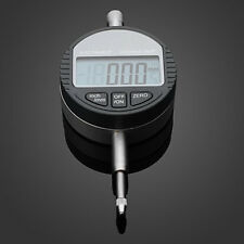 Practical 0.01mm/0.0005'' Range 0-12.7mm/0.5'' Digital Dial Indicator Gauge Tool