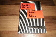 Agatha Christie -- RÄTSEL um ARLENA // Scherz-Krimi mit Hercule Poirot von 1960