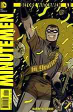 BEFORE WATCHMEN MINUTEMEN #1-6  NEAR MINT COMPLETE SET 2012