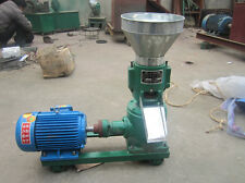 NEW 125 ANIMAL LIVESTOCK FEED PELLET MILL / PELLET PRESS FREE SEA SHIPPING