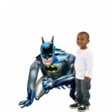 Batman Birthday Party Giant Gliding Batman Balloon 44in