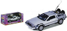 Back to the Future 1 - 1:24 Scale Die-Cast DeLorean Car Replica NEW IN BOX