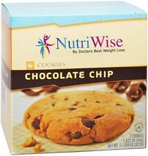 NutriWise - Chocolate Chip High Protein Cookie Diet Snack