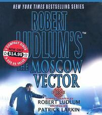 Covert-One: The Moscow Vector  by Patrick Larkin and Robert Ludlum (2007, CD