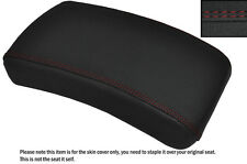 GRIP VINYL DARK RED STITCH CUSTOM FITS YAMAHA XVS 650 DRAGSTAR REAR SEAT COVER