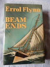 "Errol Flynn Signed ""Beam Ends"" 1937 1st Edition"