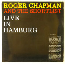 "12"" LP - Roger Chapman - Live In Hamburg - k3562 - washed & cleaned"