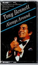 TONY BENNETT / ALWAYS AROUND ** Sealed Cassette (1985)