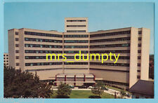 CT New Haven~MEMORIAL UNIT~Grace-New Haven Hospital~1950s/60s Chrome POSTCARD
