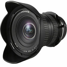 Laowa 15mm f/4 Wide Angle 1:1 Macro Shift Lens for Canon EOS EF mount 5D III 5DS