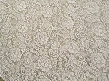 New Ivory lace Julia design Tablecloth 90 round