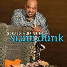 Slam Dunk - Gerald Albright (2014, CD NEUF)