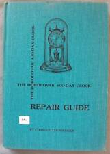 Book: Horolovar 400 Day Clock Repair Guide