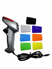Scalextric Digital Hand Controller W/ 8 Changeable Color Tops C7002