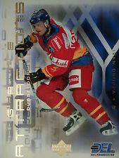 GA7 Ivan Droppa Düsseldorfer EG DEL 2001-02 Gate Attractions