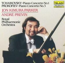 Tchaikovsky: Piano Concerto No. 1; Prokofiev: Concerto No. 3 (CD, Japan Import)
