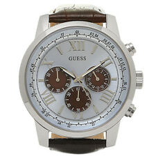 NEW W0380G6 Men's Guess Horizon Chronograph Watch