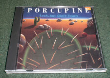 Look, But Don't Touch Porcupine~RARE 1993 Contemporary Jazz CD~Cunliffe~Dreselxc