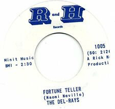 DEL-RAYS    FORTUNE TELLER / DIMPLES   R&H Re-Issue/Re-Pro   R&B/NORTHERN SOUL