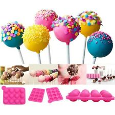 Lollipop Decor Sugarcraft Silicone Tool Soap Cupcake Mold Cake Pop 3D