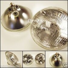 "Classic Car 7"" Sealed Beam Headlamp Light Unit PAIR RHD MG Ford VW MX5 TVR Rover"