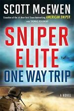 Sniper Elite: Sniper Elite : One Way Trip 1 by Scott McEwen and Thomas Koloniar
