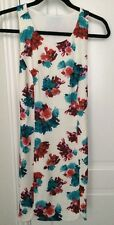 Lovers + Friends (Nordstrom) Floral Open Back Dress Size M