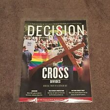 Billy Graham Decision Magazine May 2016 (Book, Back Issue, Christian)
