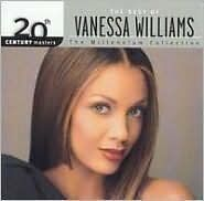 VANESSA WILLIAMS : 20TH CENTURY MASTERS: MILLENNIUM COLL (CD) Sealed