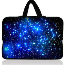 """Galaxy 17"""" 17.3"""" Laptop Bag Sleeve Case Pouch With Hidden Handle Notebook Cover"""