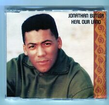 "JONATHAN BUTLER © 1990 "" Heal our Land "" + LP Version Zomba Records Limited"