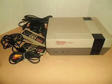 NES Nintendo Entertainment System SPANISH EDITION Console Joypads Adapter RARE