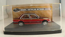 Trax ◊Holden VC Commodore SL/E Sedan Australia ◊ inbox / en boite ◊ 1/43