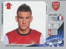 N°088 LAURENT KOSCIELNY # FRANCE ARSENAL.FC CHAMPIONS LEAGUE 2013 STICKER PANINI