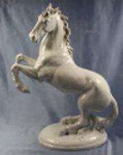 Pferdefigur,pferd Porzellanfigur cheval figure figura schierholz plaue 1935