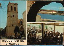 ANTIGUA POSTAL DE VINAROZ . PLAZA TOROS . CASTELLON . MAS EN MI TIENDA CC1698