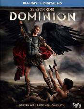 Dominion: Season 1 (Blu-ray + UltraViolet) New DVD! Ships Fast!