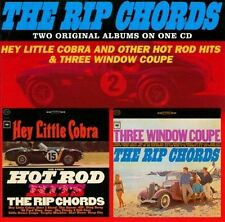Hey Little Cobra and Other Hot Rod Hits & Three Window Coupe * by The Rip...