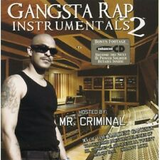 Vol. 2-Gangsta Rap - Gangsta Rap (2006, CD NEUF)