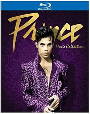 PRINCE - THE MOVIE COLLECTION -   BLU RAY - Sealed Region free