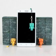 Hot Sale Revoltech Danboard 3cm Mini Version Danbo Amazon Phone Strap Yellow