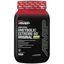 GNC Pro PerformanceAMP Amplified Wheybolic Extreme 60 Orig Nat Unflav 2.43lb