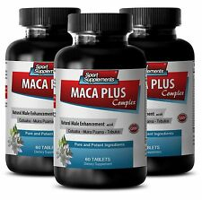 Nettle Root -  Maca Plus Complex 1275mg - Male Performance Enhancement 3B