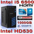 Komplett PC Intel I5 6500 4x3,60Ghz-16GB RAM-1TB-Intel HD530-Win7 Prof 64Bit