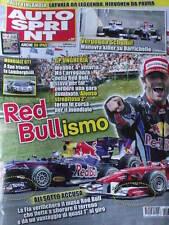 Autosprint 31 2010 Gp Ungheria trionfo di WEBBER su Alonso Ferrari  [SC.49]