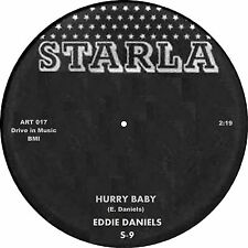 HURRY BABY  Eddie Daniels *DOUBLE SIDED JIVER*