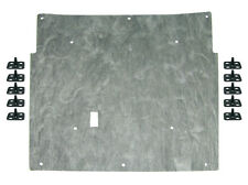 New 1969-70 Cougar Hood Insulation XR7 Hardtop Convertible Coupe Mercury Ford