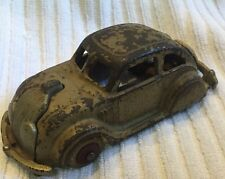Hubley Chrysler Airflow Coupe cast iron toy vintage B2182